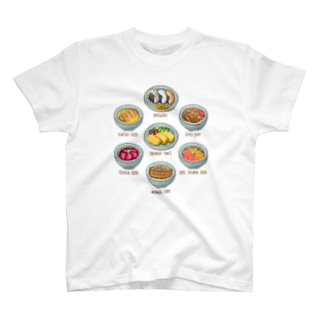 WASHOKU_2 T-shirts