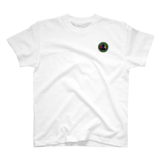 ステッカーT T-shirts