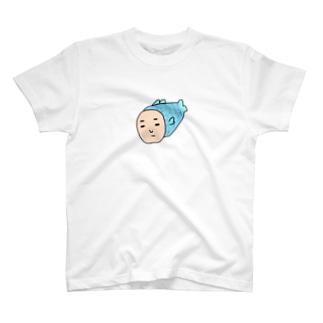 人面魚 T-shirts