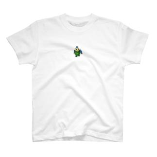 アップロード=メタリック T-shirts