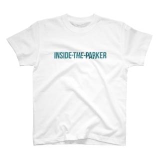 ランニングホームランTシャツ T-shirts