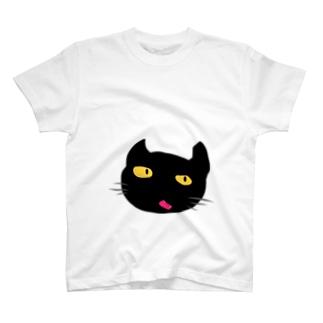 ネコセンター長 T-shirts