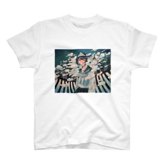 転生のTシャツ T-shirts