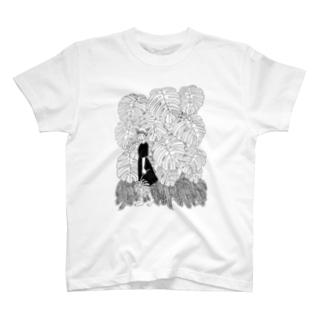 温室そだち T-shirts