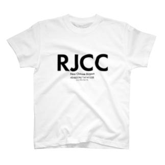 RJCC 新千歳空港(札幌) T-shirts