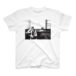そこにモンス T-shirts