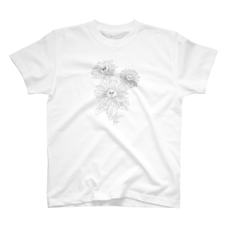 illustration_kiku_zono_body T-shirts