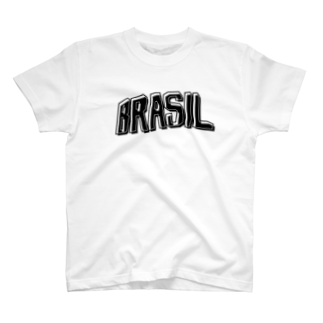 tocaiのBRASIL no.7 T-shirts