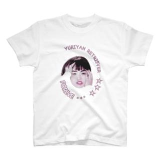 ゆりやんレトリィバァ×ASITA_PRODUCTS T-shirts