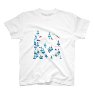 ねこさがし T-shirts
