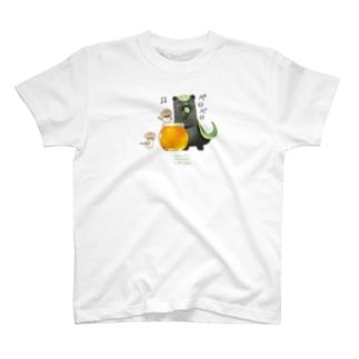 二ラーテル 蜂蜜 T-shirts