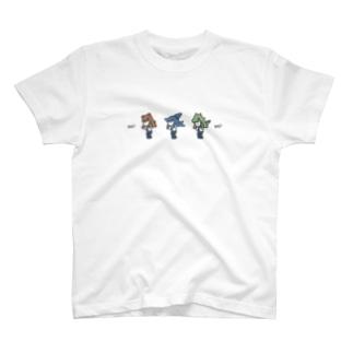 カジリーマン T-shirts