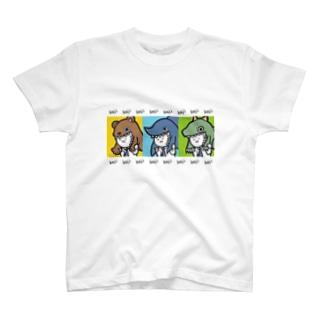 カジリーマン_2 T-shirts