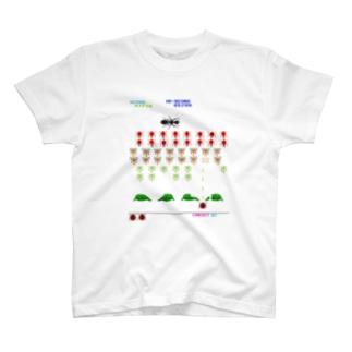 Ladybug vs. the World T-shirts