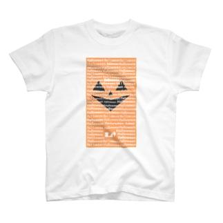 ジャックオーランタン氏 T-shirts