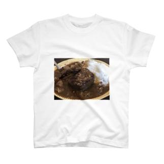 カレーライス T-shirts