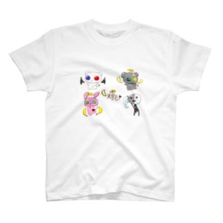 天界sTシャツ T-shirts