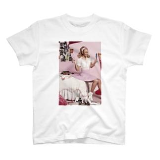 アメリカンガール★ T-shirts