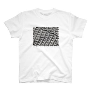 Tツイード T-shirts