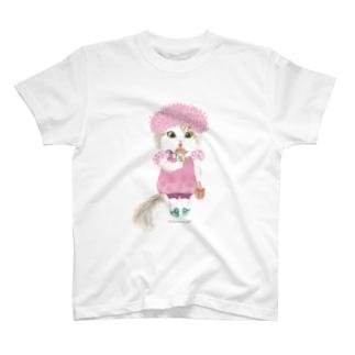 ウミキノコらん T-shirts