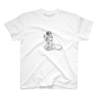 t0mat0Glider×yoshida T-shirts