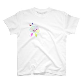 Rock Pop cotton Monster T-shirts