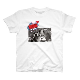 期間限定★ビーグルKISS T-shirts