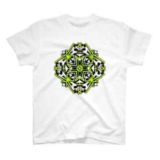 リーフ(若葉) T-shirts