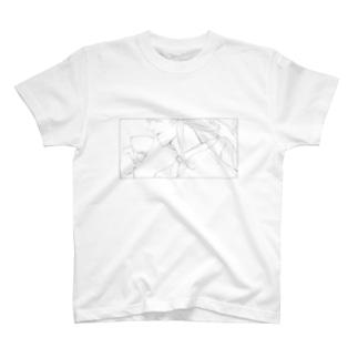 傘廼 さき𓅪𓅪のティータイム T-shirts