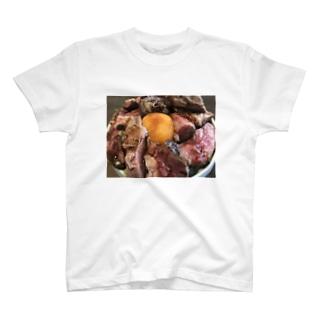 飯テロ T-shirts