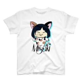 みぃにゃん T-shirts