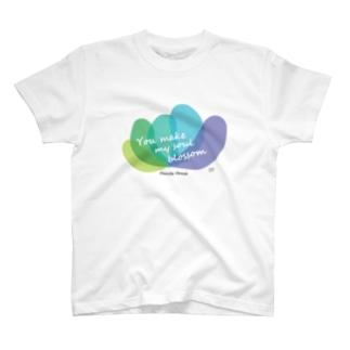 ファミリーハウス<チャリティ>若葉 T-shirts