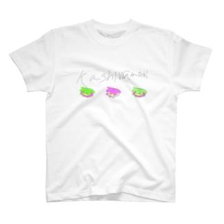 柏餅 T-shirts