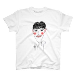 俺がけだま。 T-shirts