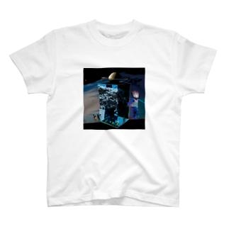 明日おまえが見る夢2 T-shirts