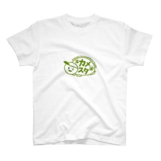 亀有テラスハウススタジオのロゴT T-Shirt