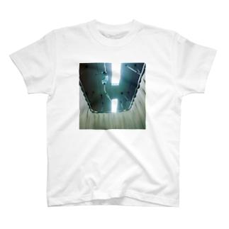 胃腸科にて T-shirts