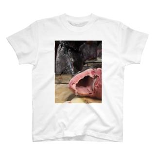 マグロ T-shirts