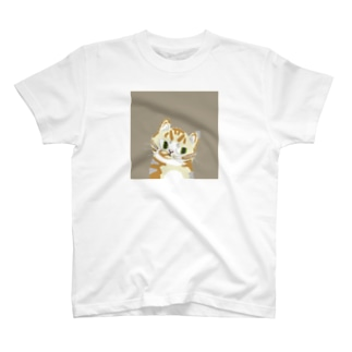 どらねこトラねこ T-shirts