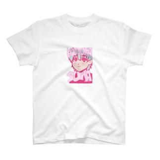 恋とかすんな T-shirts