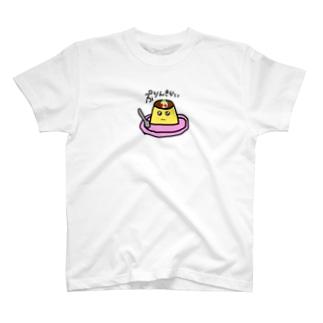 ぷりんきらい T-shirts