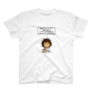 ピーナッツバターボーイ T-shirts