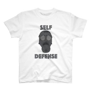 SELF DEFENSE T-shirts