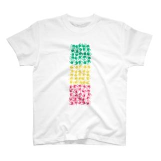 テガタ・ラスタ T-shirts