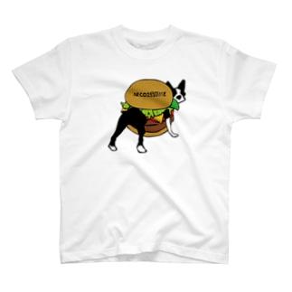 ボステリバーガー T-shirts