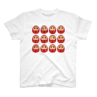 だるまさんたち T-shirts