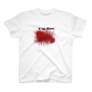 YOSY@愛知撮影、編集依頼募集!のI`m fine T-shirts