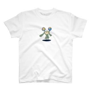 ミミタンと星屑 T-shirts