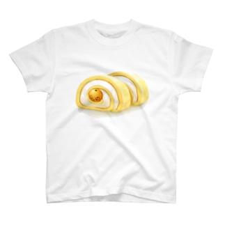 ろーるけーきいんみかん T-shirts