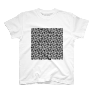 ドット絵ぎっしり石 T-shirts